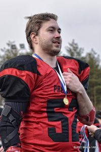 Puheenjohtaja 2015-2016 Lauri Lavantti Kuvan ottanut FSC Media